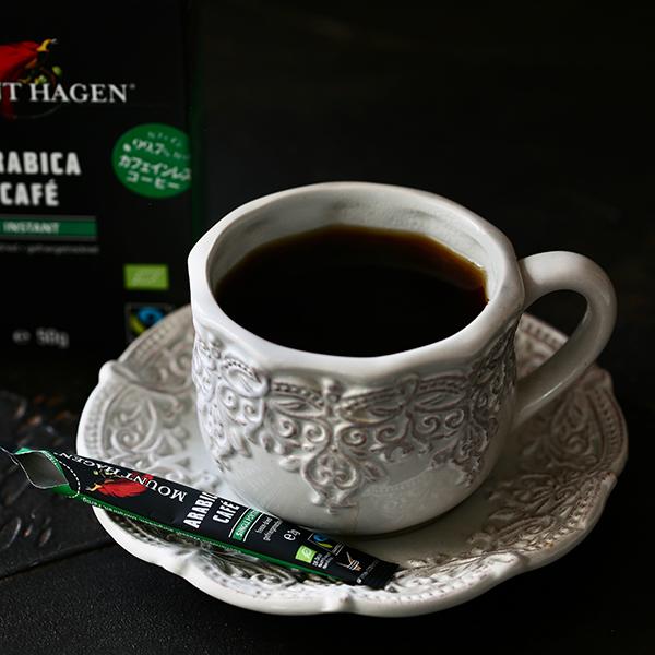 カフェインレスコーヒーの写真