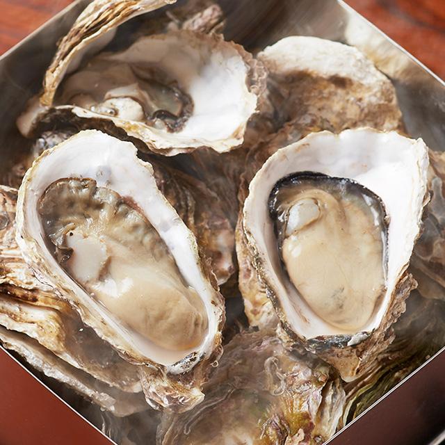 岬焼牡蠣産直セットの写真