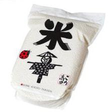 JAS有機栽培米の写真