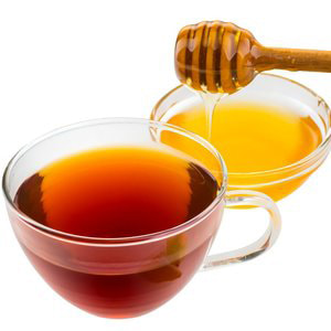 無添加「生姜紅茶」の写真
