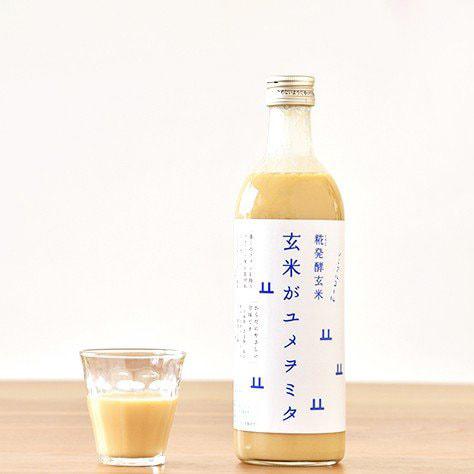 ノンアルコール甘酒の写真