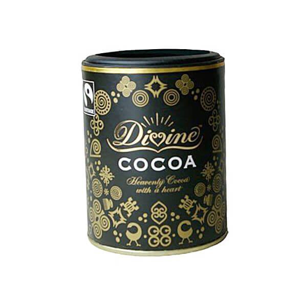 無糖ココアパウダーの写真