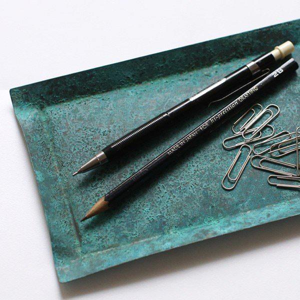 高岡の銅製トレイの写真