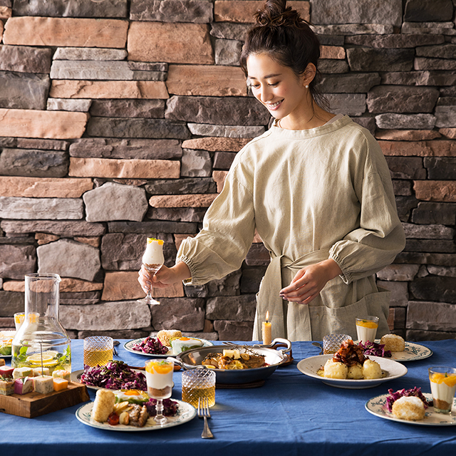 神山まりあさんの、ほんわか幸せレシピ 【メカジキで簡単おもてなしレシピ】の写真