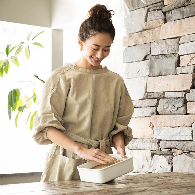 神山まりあさんの、ほんわか幸せレシピ【ぬかのある暮らし】の写真