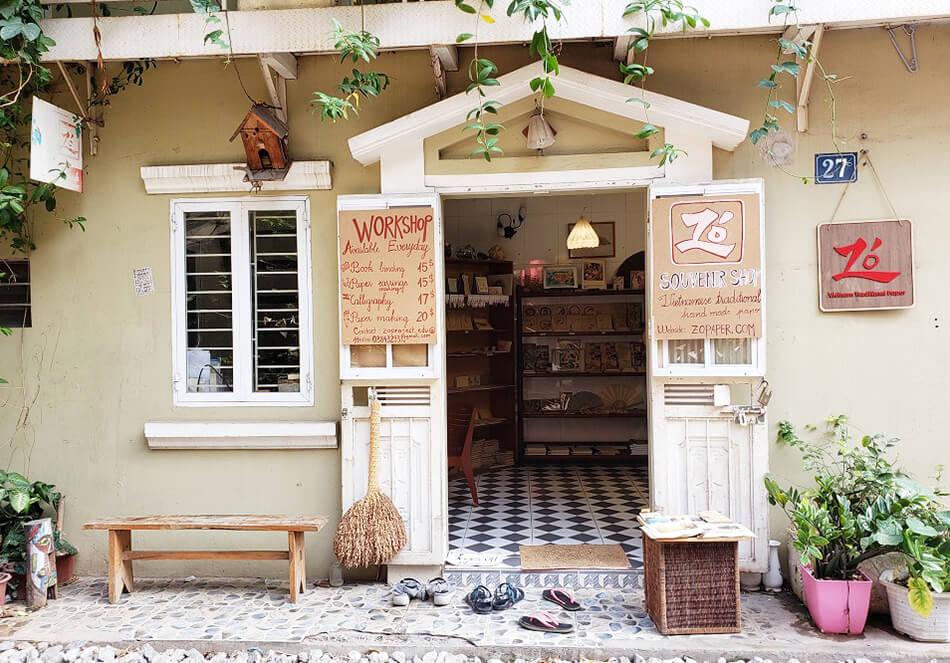 モダンなデザインで伝統的な紙づくりを応援するベトナムの雑貨店(外部サイト)