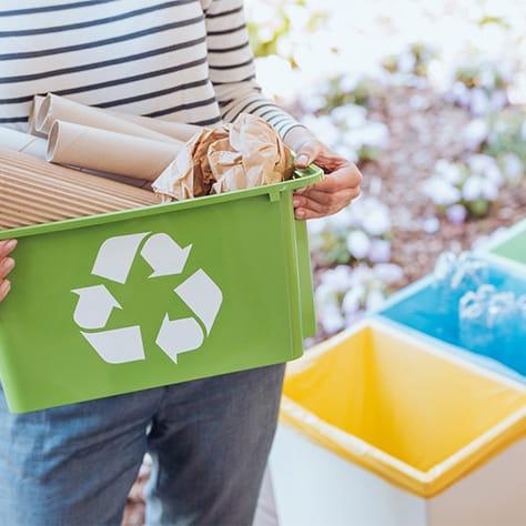 生まれ変わりの可能性に驚く!<br>「リサイクル」商品を買おう<br>「わかる、えらぶ、エシカル」特集(2)の写真