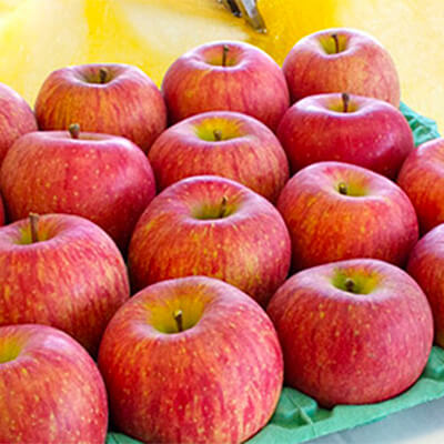 特別栽培リンゴ