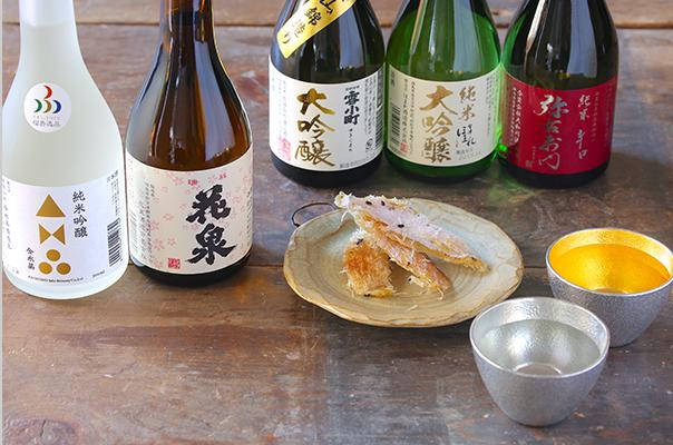 福島の酒 厳選飲み比べ