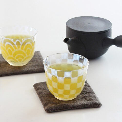 廣田硝子 伝統技法のグラスの写真