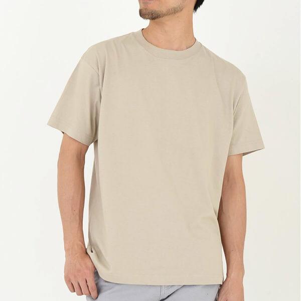 オーガニックコットンTシャツの写真
