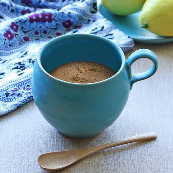 笠間焼マグカップの写真