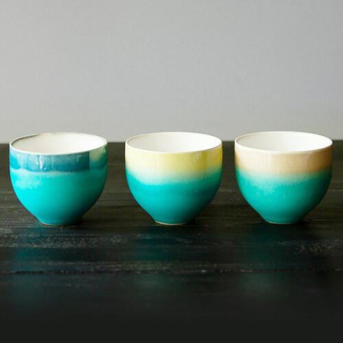 美濃焼SAKUZANカップの写真