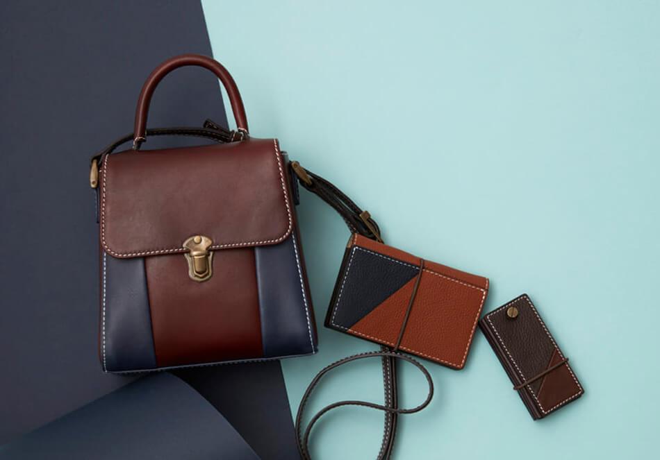 回収したバッグを新製品にリメイク。マザーハウスの循環型ブランド「RINNE」(外部サイト)