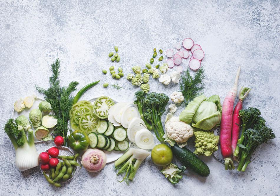 食を通して季節を味わう。<br>「旬の食材」を買おう<br>「わかる、えらぶ、エシカル」特集(18)の写真