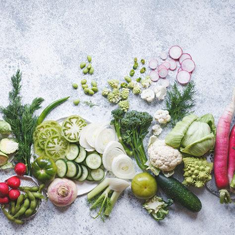 食を通して季節を味わう。<br>「旬の食材」を買おう<br>「わかる、えらぶ、エシカル」特集(18)
