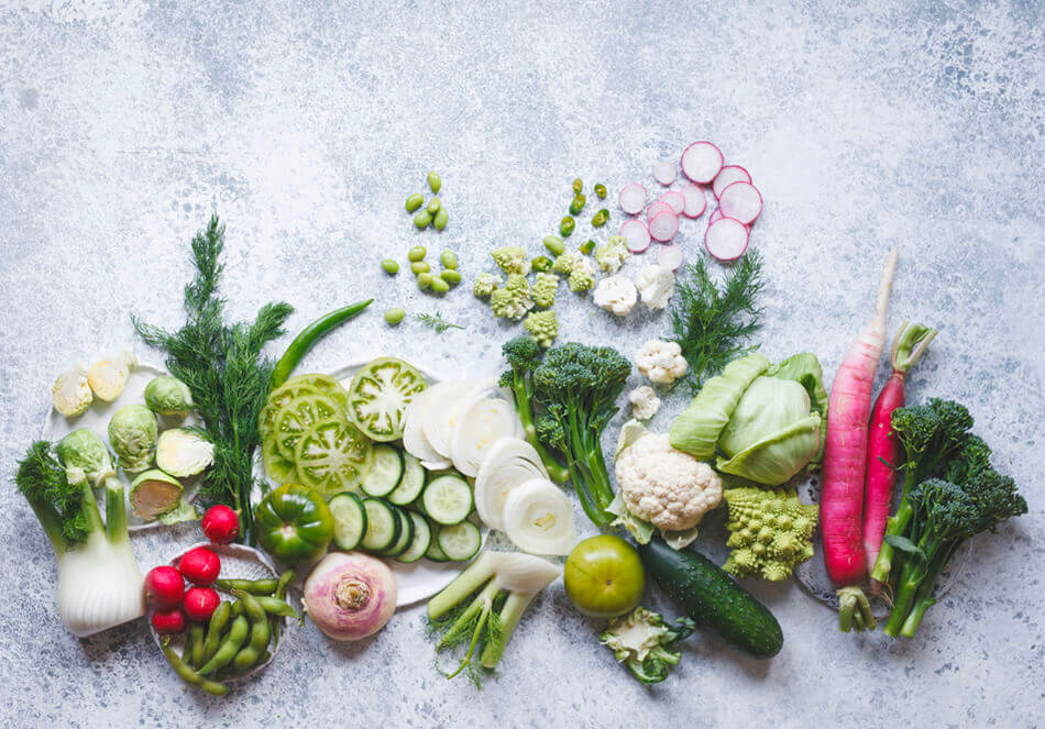 食を通して季節を味わう。「旬の食材」を買おう