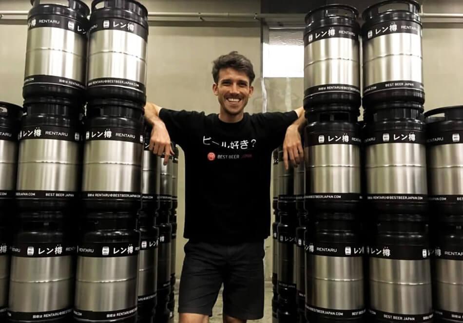 樽(たる)のシェアでコストもCO2も削減。クラフトビール業界の救世主(外部サイト)