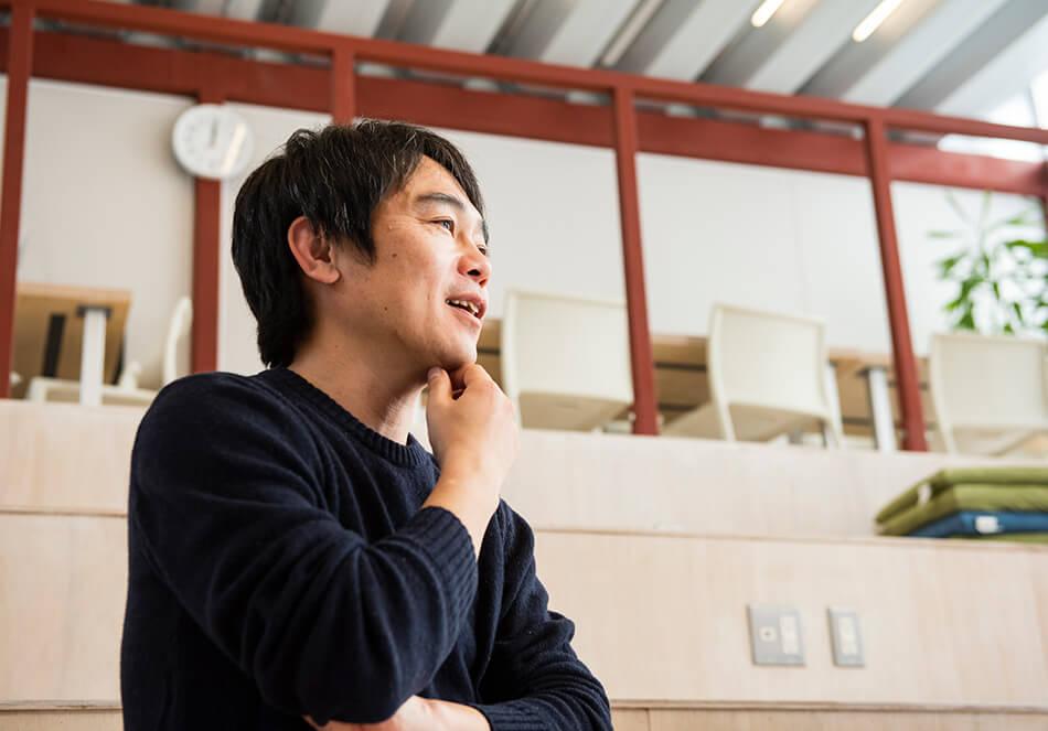 代表の和田さん