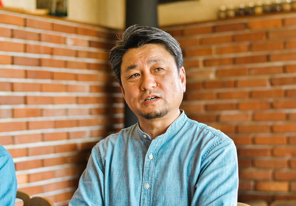 飯山市をもっと盛り上げるべく創業したGOOD MOUNTAIN合同会社・代表の岸田さん