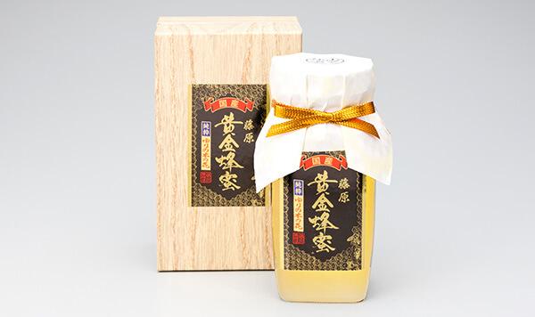 ゆりの木の黄金蜂蜜