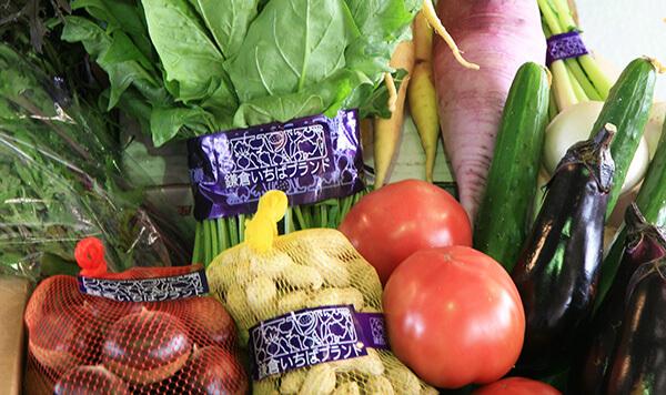 ブランド野菜詰合せ