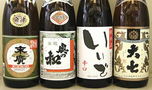 福島 有名酒蔵セット