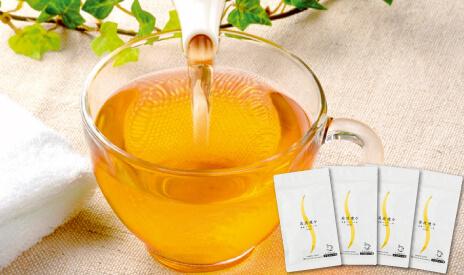 国産 プーアール茶