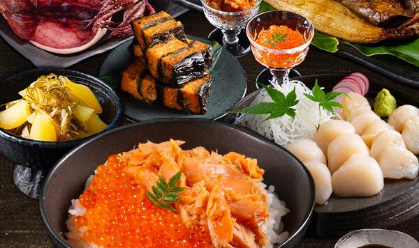 豪華 北海道海鮮福袋