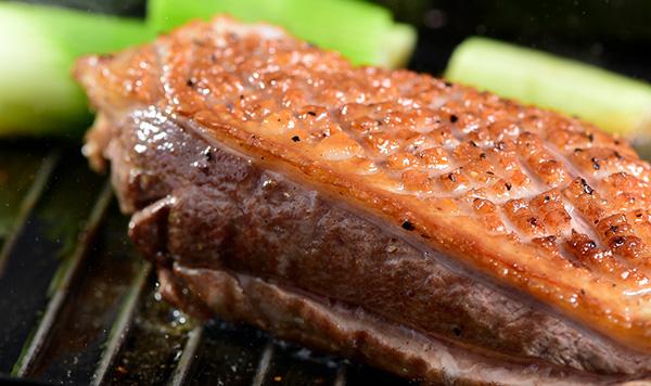 フランス鴨のロース肉