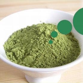 【くら寿司】特撰粉末緑茶のイメージ写真