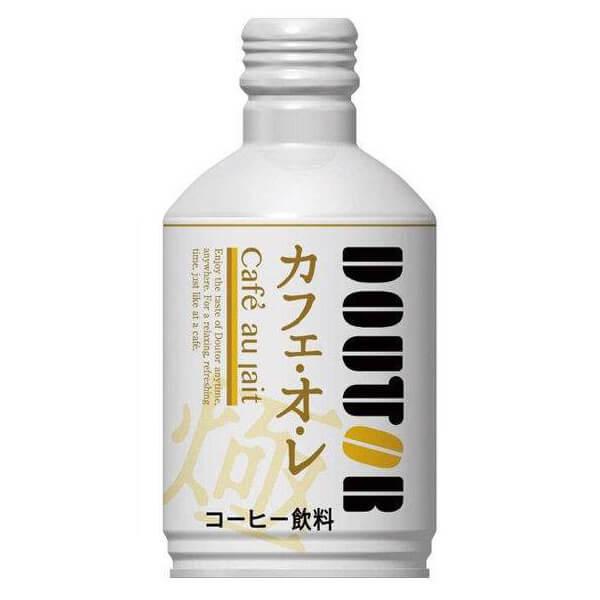 【ドトール】カフェオレレアル ボトル缶の写真