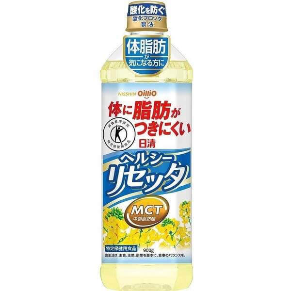 【日清オイリオ】ヘルシーリセッタペットの商品写真