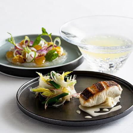 帝国ホテル・杉本東京料理長の出汁の取り方からアレンジレシピの写真