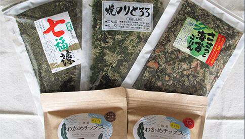 富士國人気の海藻セット
