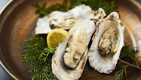 牡蠣の贅沢堪能セット