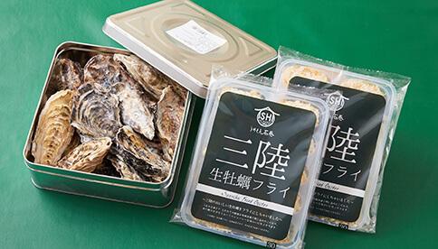 牡蠣詰め合わせセット
