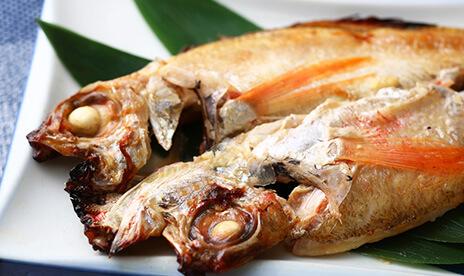 日本海産 のどぐろの干物