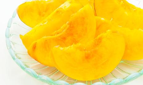 黄桃&白桃セット3kg