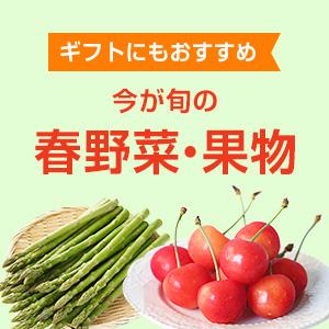 エールマーケット:春野菜・イチゴ特集