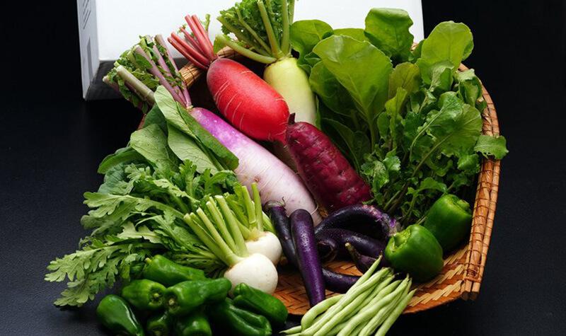 しあわせ野菜うまいもんセット