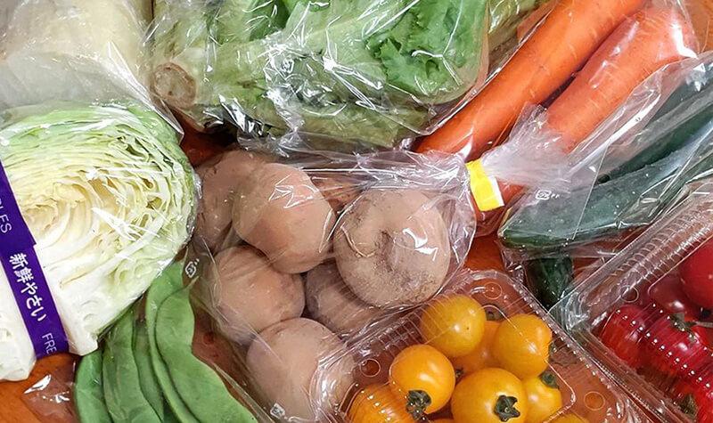 せっちゃんの有機野菜セット