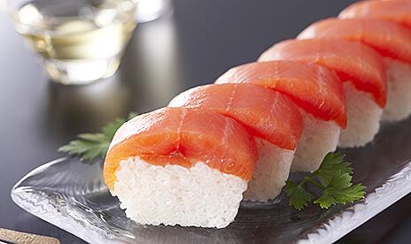 プレミアムビワマス棒寿司