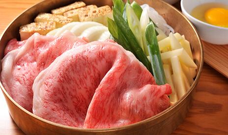 大吉商店 近江牛ロースすき焼き用