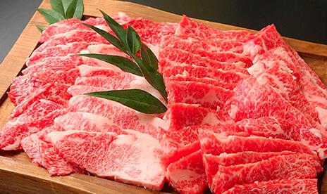 牛肉商の厳選近江牛カルビ