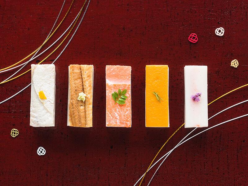 寿司のような鮨かま