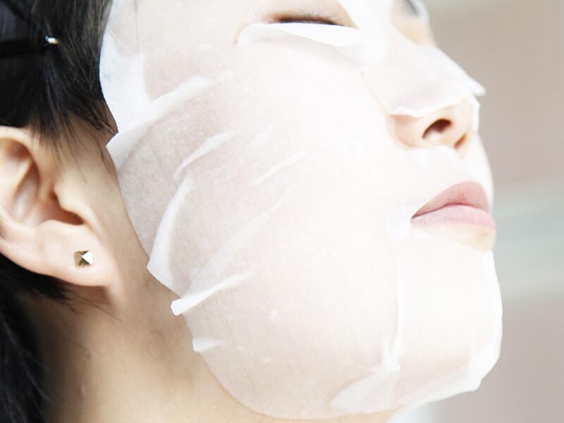 土佐和紙化粧マスク