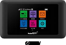 ポケットWiFi 603HW