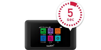 spec reccomend2 - Yahoo!Wi-Fi史上最速の下り最大612Mbps!新端末603HW端末登場