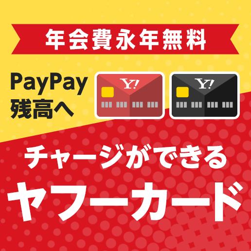 ヤフー・カード入会でお買い物が5000円引き
